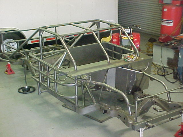Roll Cage Frame